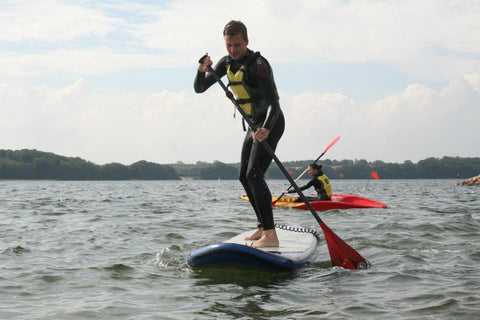 Kurser SUP - Stand Up Paddle