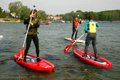 Stand Up Paddle for begyndere