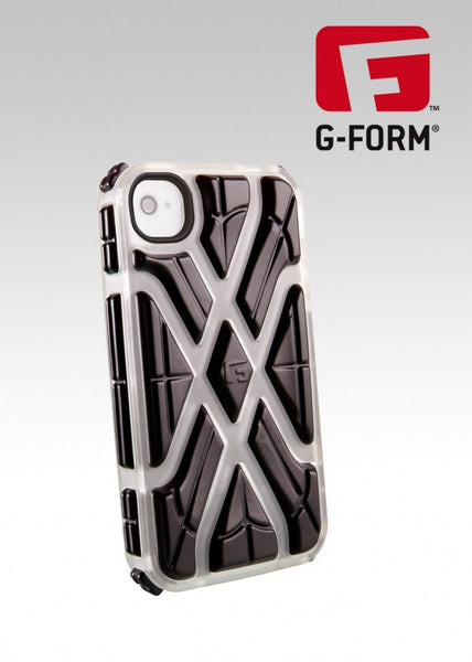 XTREME G-FORM iPhone 4 cover