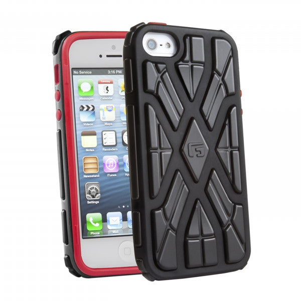 XTREME G-FORM iPhone 5/5S cover