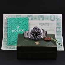 Load image into Gallery viewer, Rolex Submariner 14060 Full Set - ALMA Watches