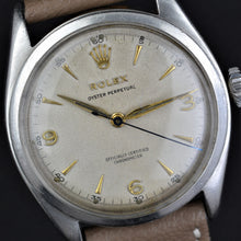 Load image into Gallery viewer, Rolex Oyster Perpetual 6084 Papers - ALMA Watches