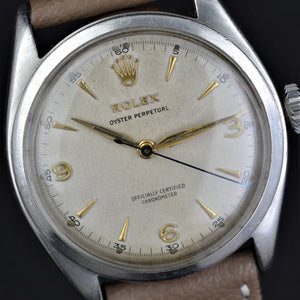 Rolex Oyster Perpetual 6084 Papers - ALMA Watches