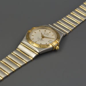 Omega Constellation Full Set