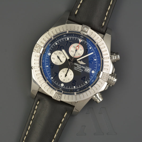 Breitling Super Avenger Full Set