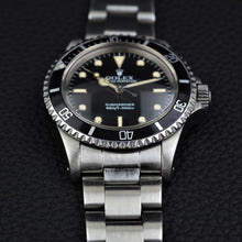 Load image into Gallery viewer, Rolex Submariner 5513 Full Set