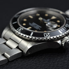 Load image into Gallery viewer, Rolex Submariner 16800 tropical