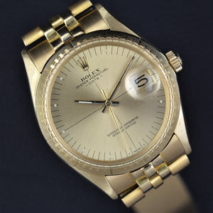 "Rolex Oyster Perpetual Date ""Zephyr"""