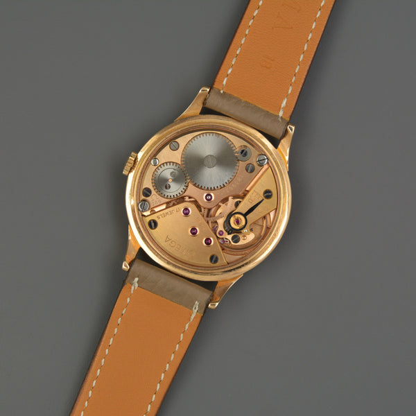 Omega Rose Gold Dresswatch 14707