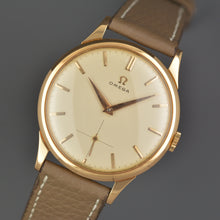 Load image into Gallery viewer, Omega Rose Gold Dresswatch 14707