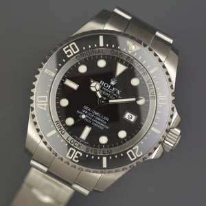 Rolex Sea Dweller Deep Sea Full Set