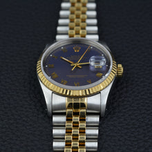 Load image into Gallery viewer, Rolex Datejust 16233 Full Set LC100