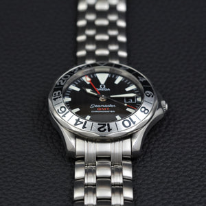 "Omega Seamaster GMT ""James Bond"""