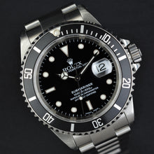 Load image into Gallery viewer, Rolex Submariner 16610 SEL
