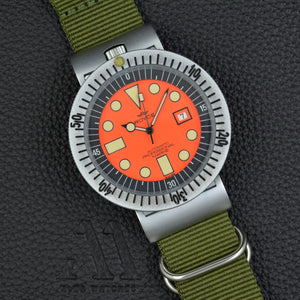 Royce Professional Marine Diver