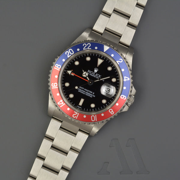 Rolex GMT Master II Full Set