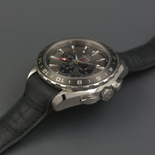 Load image into Gallery viewer, Omega Seamaster Aqua Terra GMT Chronograph