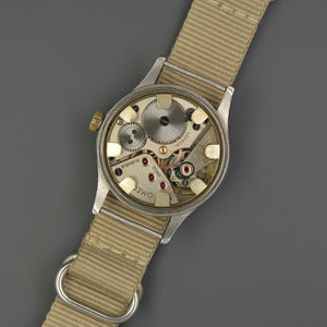 Omega Dirty Dozen WWW watch
