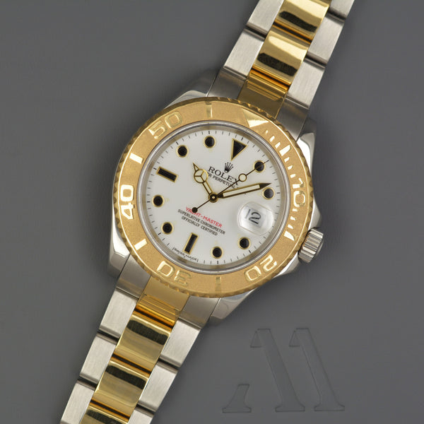 Rolex Yacht Master Full Set