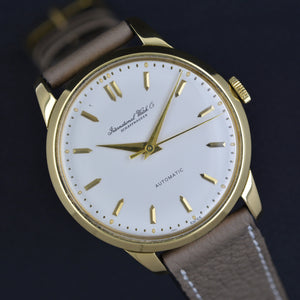 IWC Dresswatch 18k Automatic