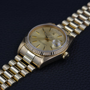 Rolex Day Date 18038 Full Set