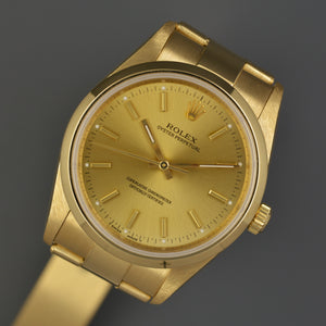 Rolex Oyster Perpetual 14208