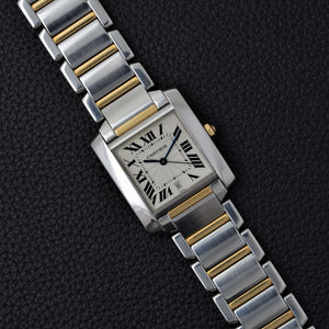 Cartier Tank Francaise - ALMA Watches