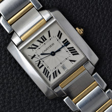Load image into Gallery viewer, Cartier Tank Francaise - ALMA Watches