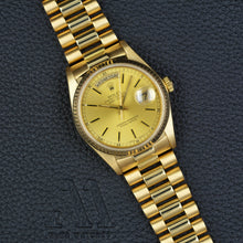 Load image into Gallery viewer, Rolex Day Date 18038