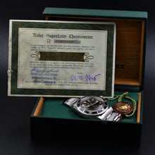 Load image into Gallery viewer, Rolex Submariner 5513 Gilt Dial Full Set - ALMA Watches