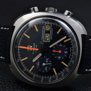 Tissot Navigator - ALMA Watches