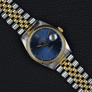 Rolex Datejust 16233 Full Set - ALMA Watches