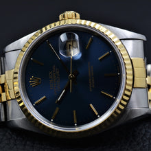 Load image into Gallery viewer, Rolex Datejust 16233 Full Set - ALMA Watches