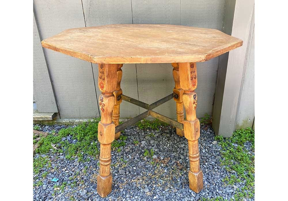 Vintage California Table ca.1930-1940