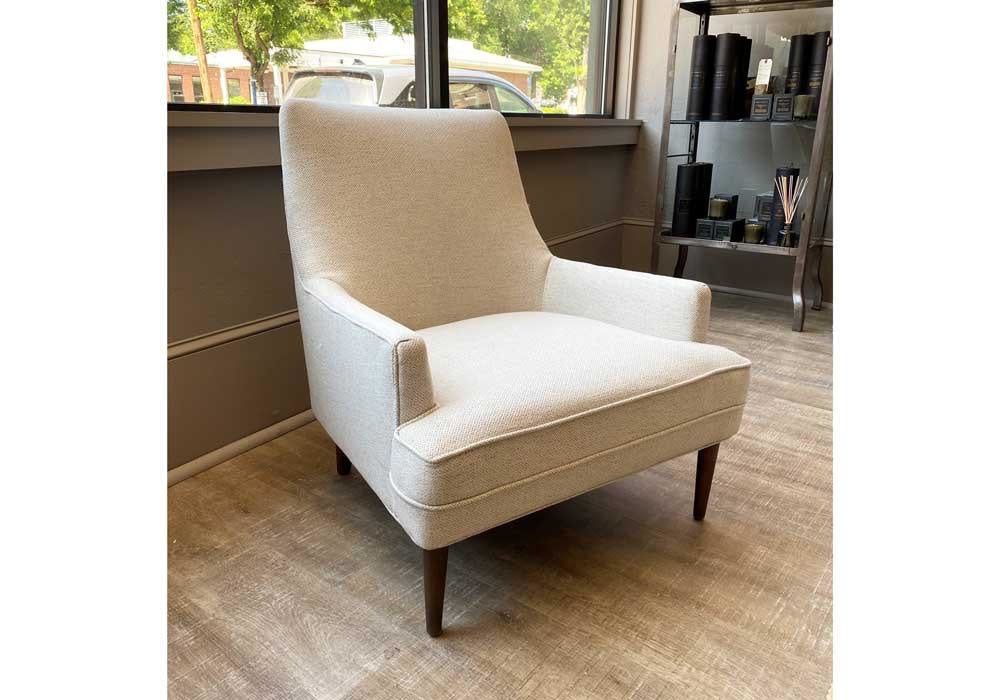 Dani Chair in Noble Platinum
