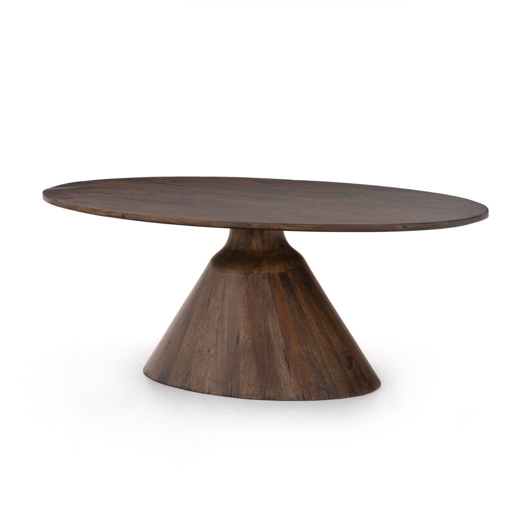 Brody Coffee Table in Tanner Brown