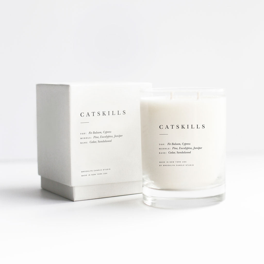 Escapist Catskill Candle by Brooklyn Candle