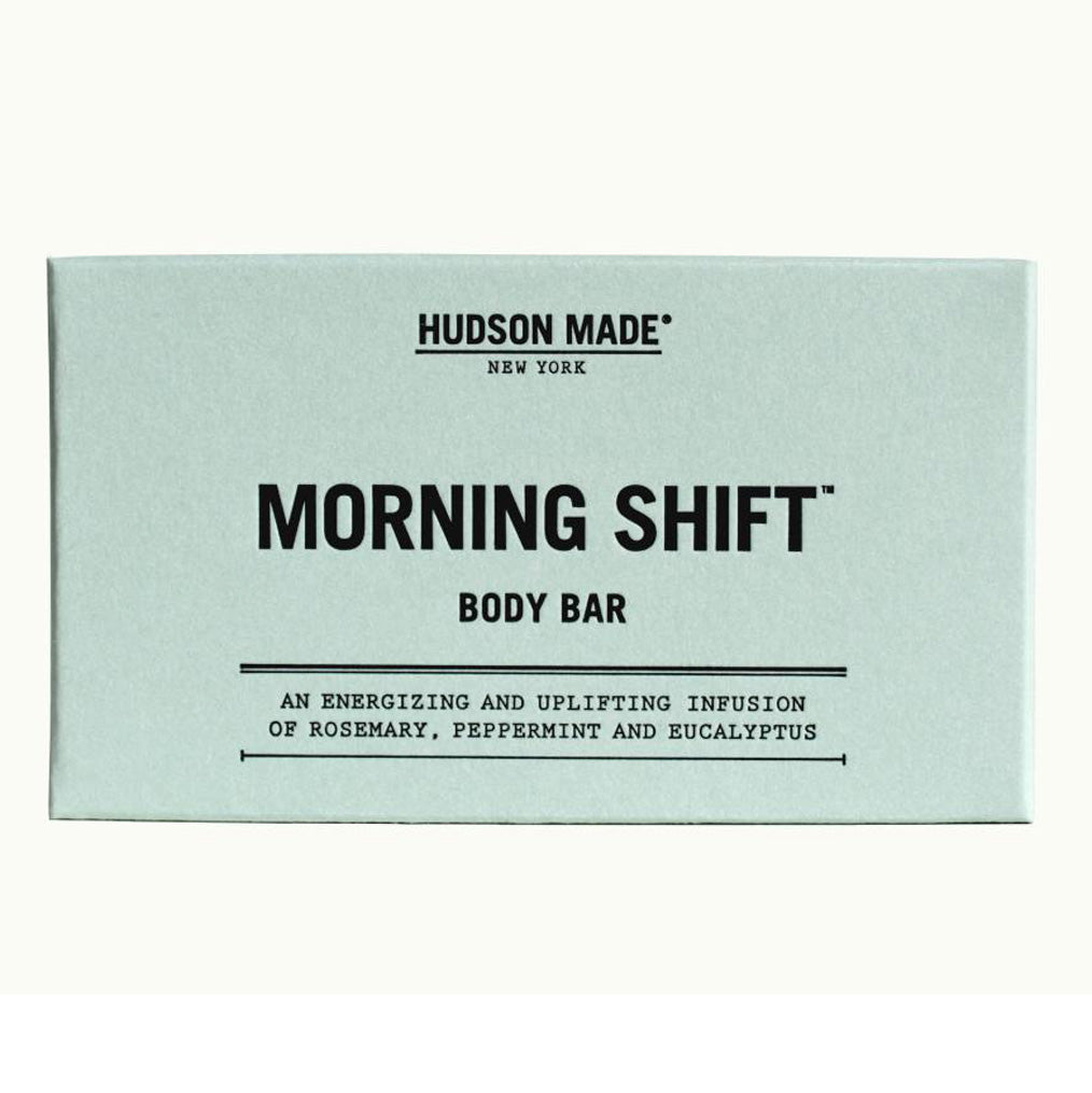 Hudson Made NY Morning Shift Body Bar