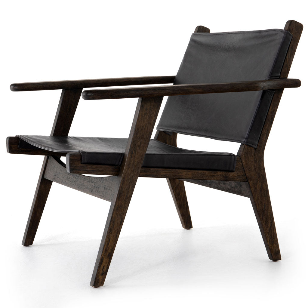 Ruby Sling Chair in Sonoma Black