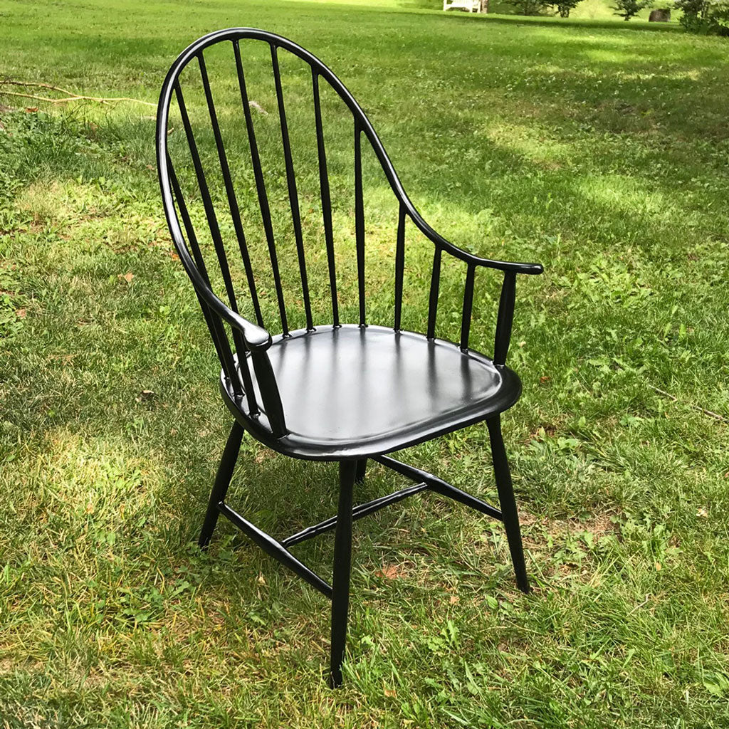 Recycled Aluminum Indoor/Outdoor Windsor Chair