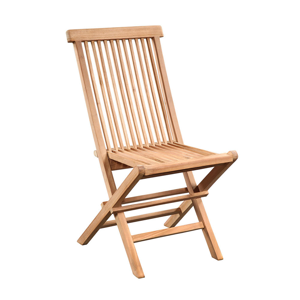 Arden Teak Indoor/Outdoor Folding Chair