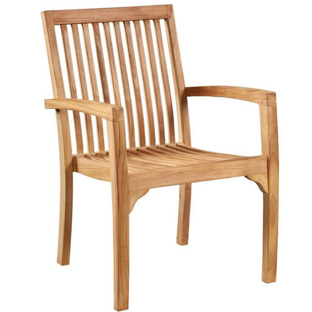 Arden Teak Indoor/Outdoor Armchair