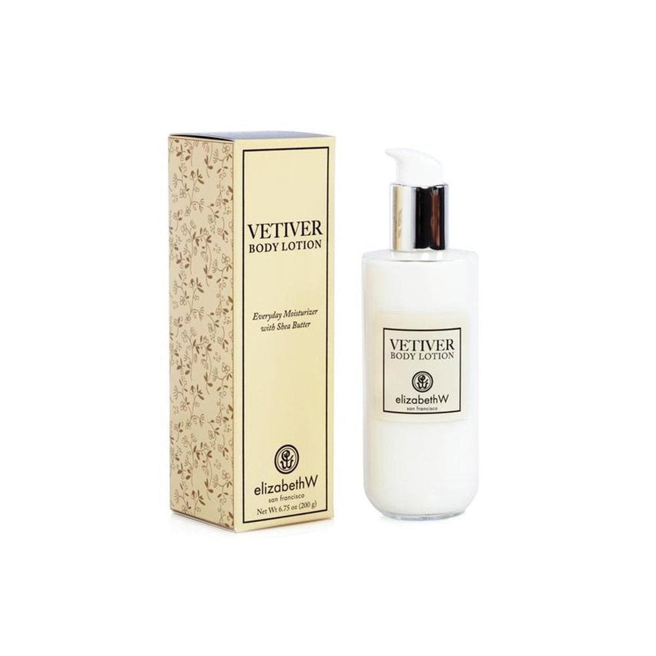 Elizabeth W Body Lotion in Vetiver