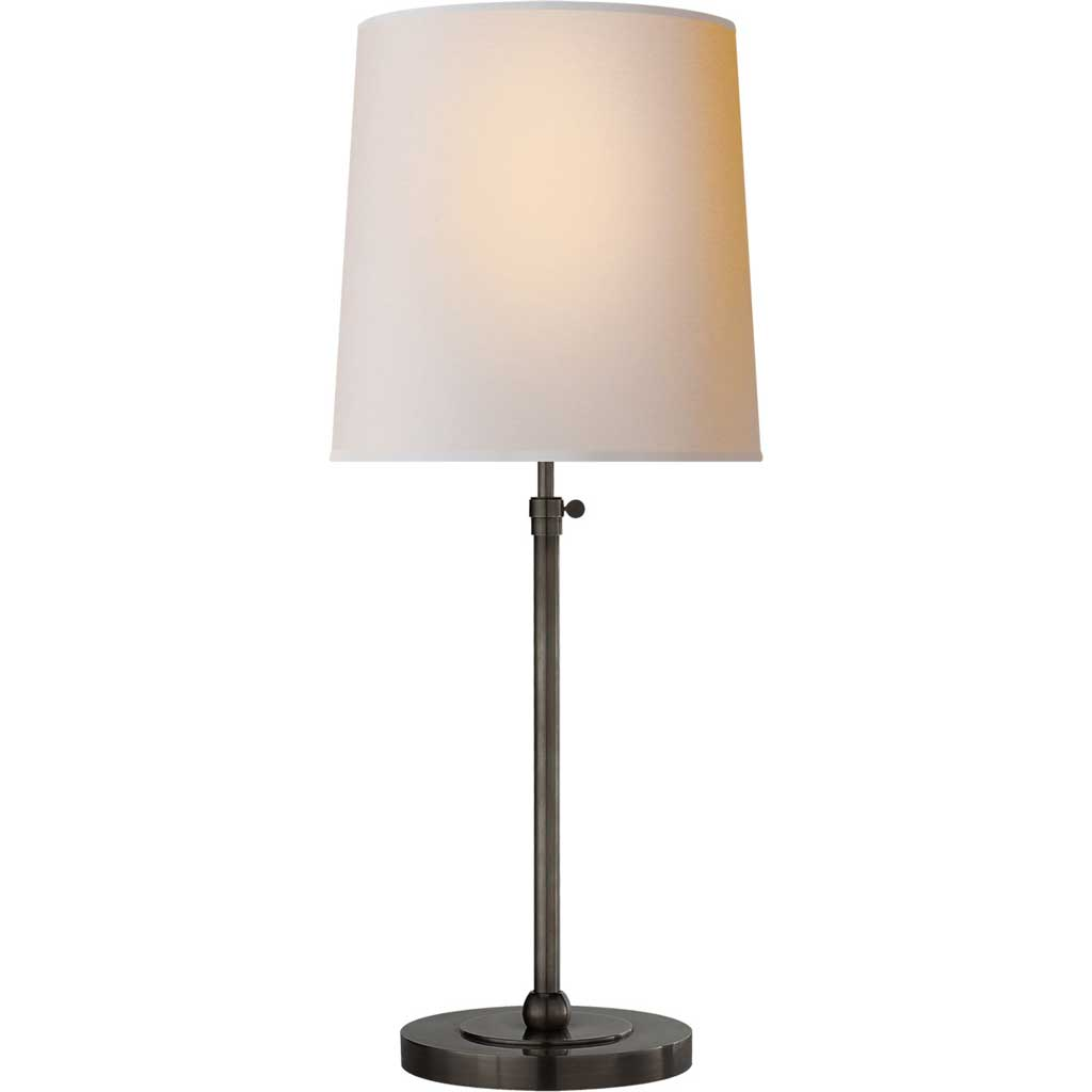 Bryant Large Table Lamp in Bronze