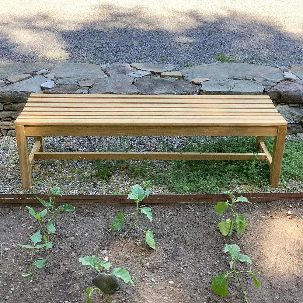 Clifford Teak Bench