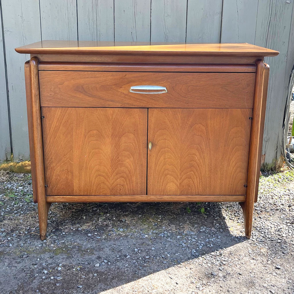 Vintage Mid Century Small Cabinet / Credenza by Drexel