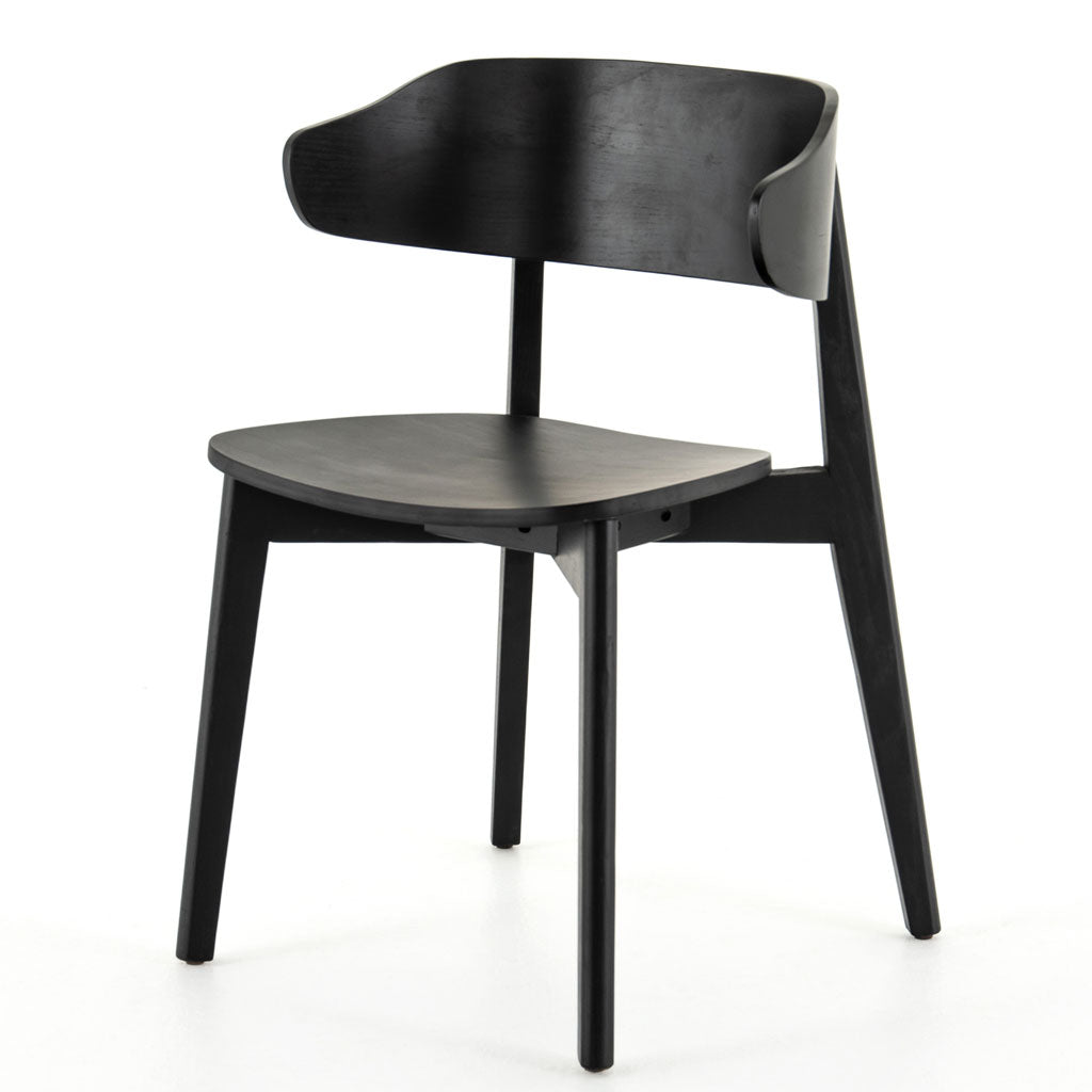 Franklin Dining Chair in Black