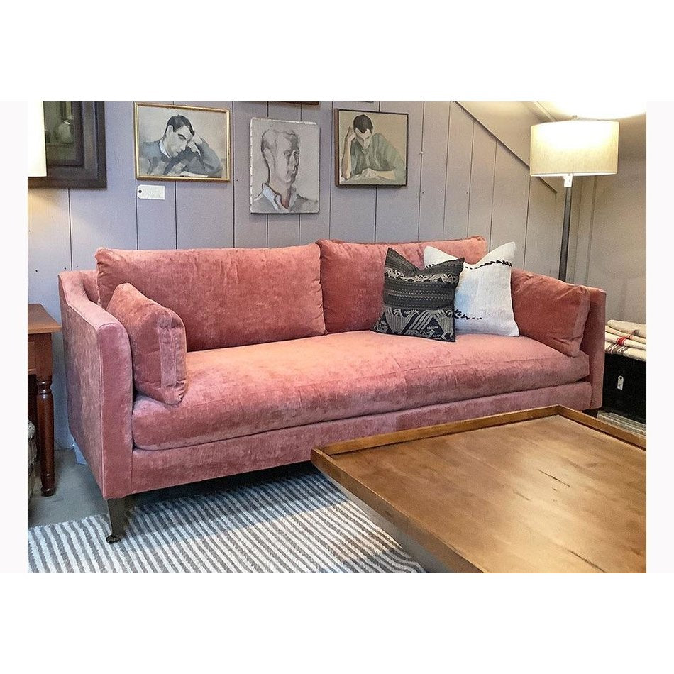 Hannah Sofa in Cimarron w/ Feather Down Cushions