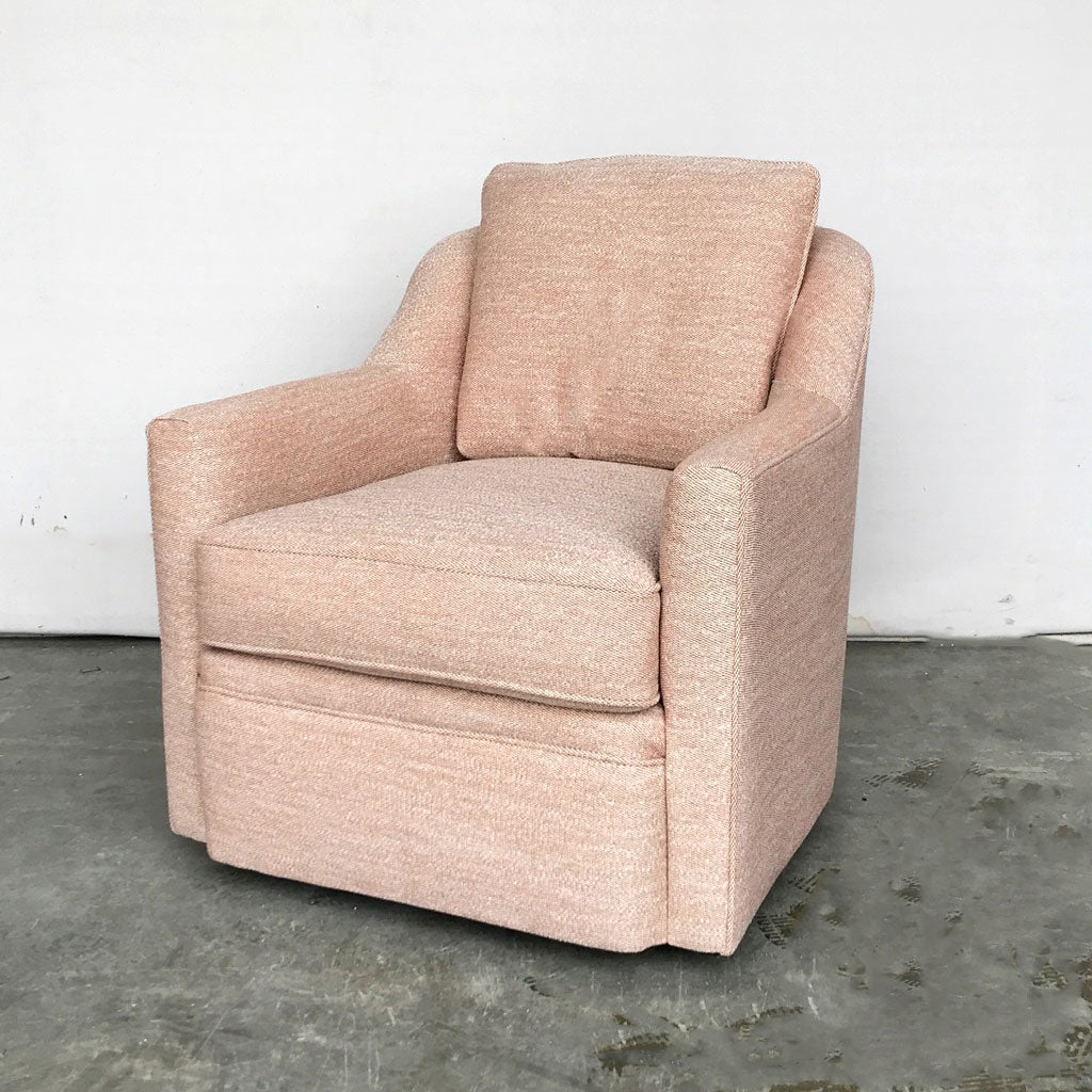Hillary Chair in Terracotta