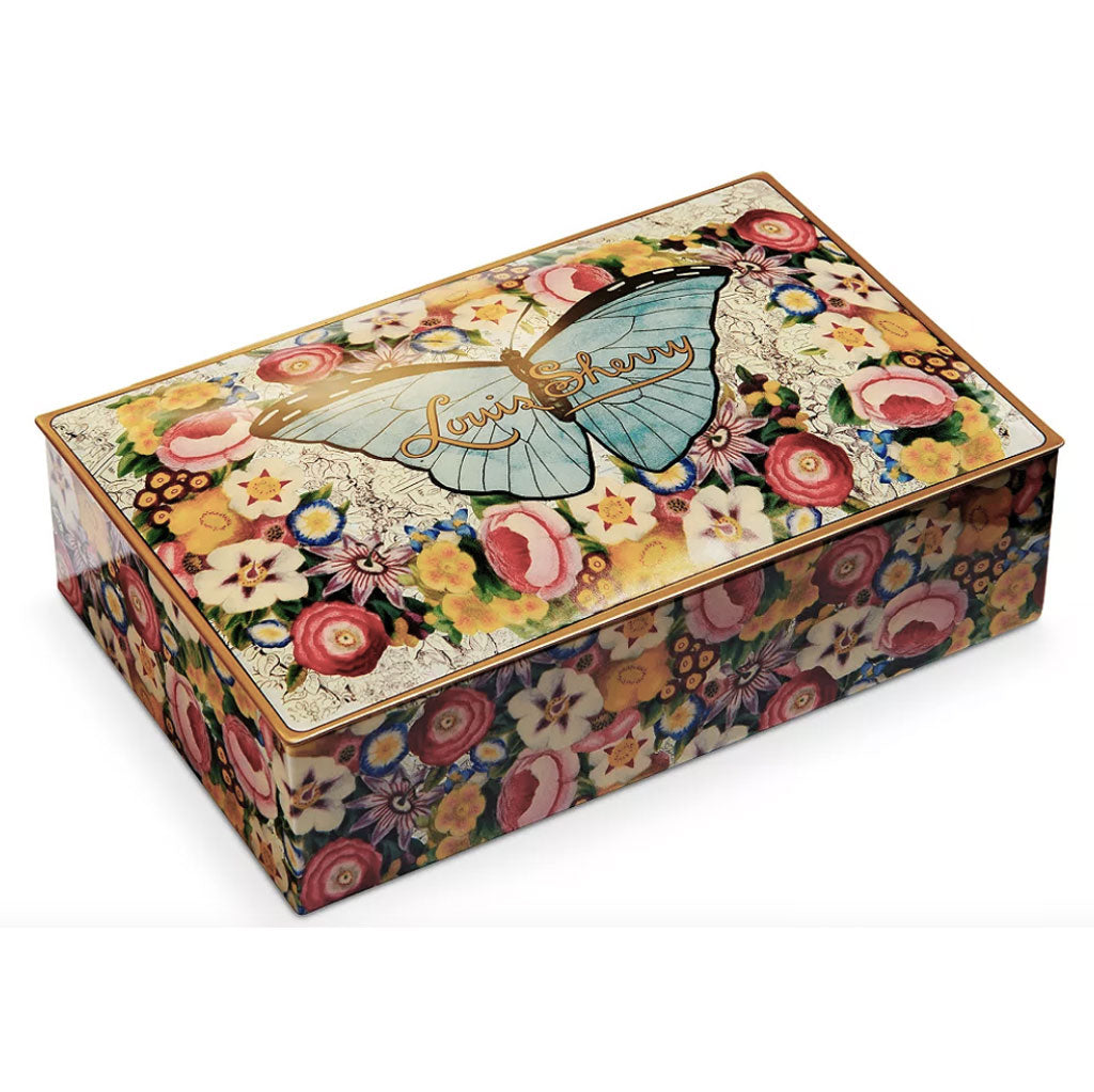 Louis Sherry Truffles in Collectable John Derian Tin